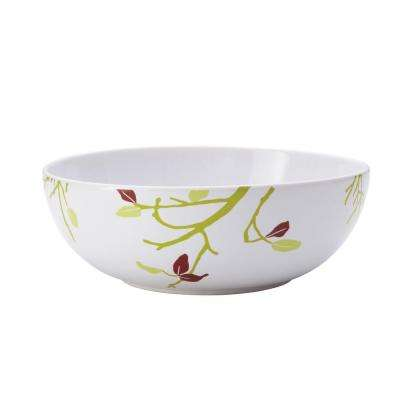 Dinnerware Seasons Changing Porcelain 10 in. Round Serving Bowl