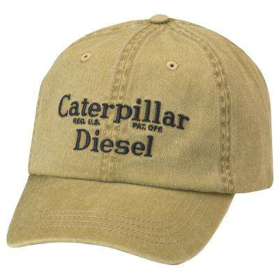 Men's Cotton Twill Baseball Cap