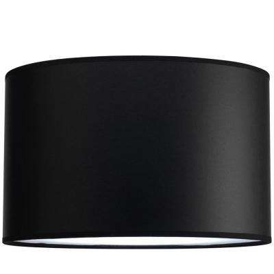 Markor Collection Black Parchment Accessory Shade