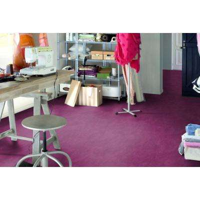 Summer Pudding 9.8 mm Thick x 11.81 in. Wide x 11.81 in. Length Laminate Flooring (6.78 sq. ft. / case)