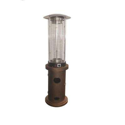 46,000 BTU Larkspur Rapid Induction Gas Patio Heater