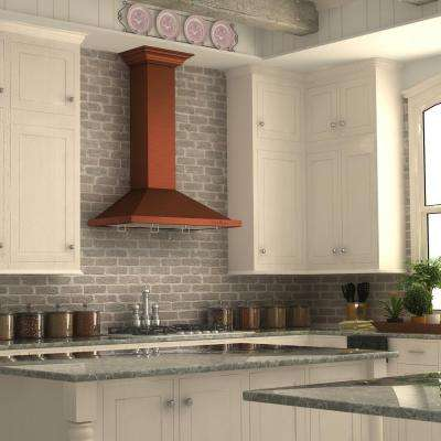 Copper - Range Hoods - Appliances - The Home Depot