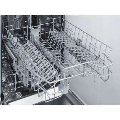 18 in. Front Control Dishwasher in Stainless Steel, ADA Compliant
