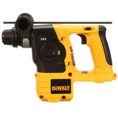 18-Volt Cordless 7/8 in. SDS Rotary Hammer (Tool Only)
