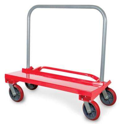 Drywall Cart Removable Handle with 3600 lb. Load Capacity