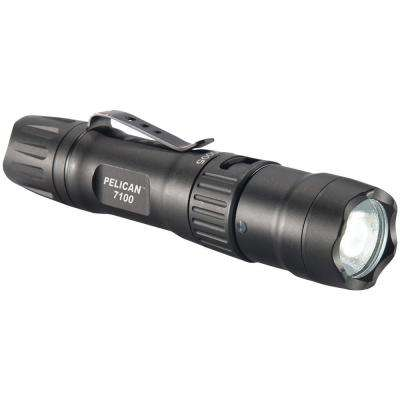 700-Lumen Ultra Compact Tactical USB-Rechargeable Flashlight