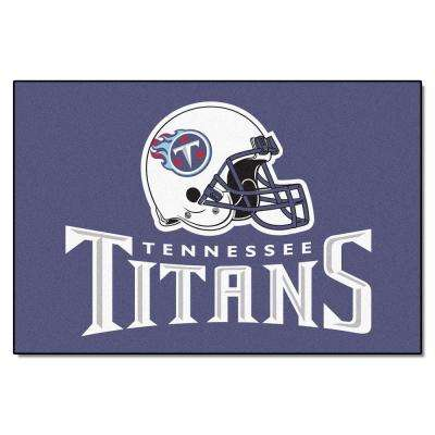 Tennessee Titans 19 in. x 30 in. Accent Rug