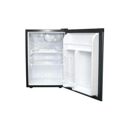2.6 cu. ft. Mini Refrigerator in Black, ENERGY STAR