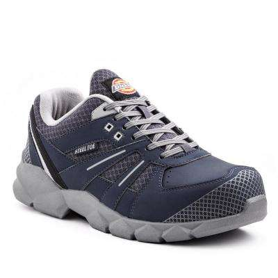 Rook Men Blue Work Shoe