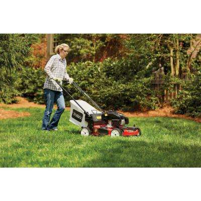 22 in. Kohler Low Wheel Variable Speed Gas Walk Behind Self Propelled Lawn Mower