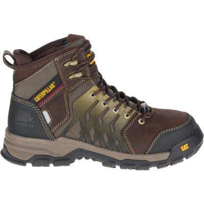 Men's Induction Waterproof 6'' Work Boots - Composite Toe