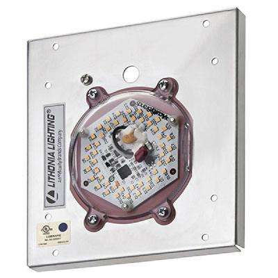 High-Performance Stainless Steel LED Wall Sconce Back Plate