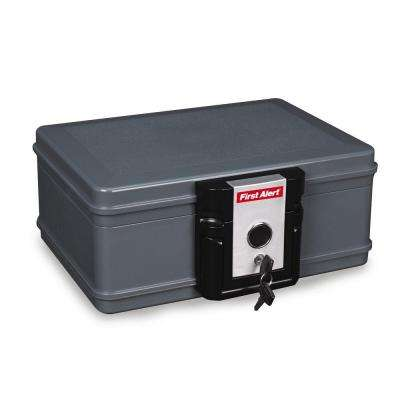 0.17 cu. ft. Capacity Waterproof and Fire Resistant Safe