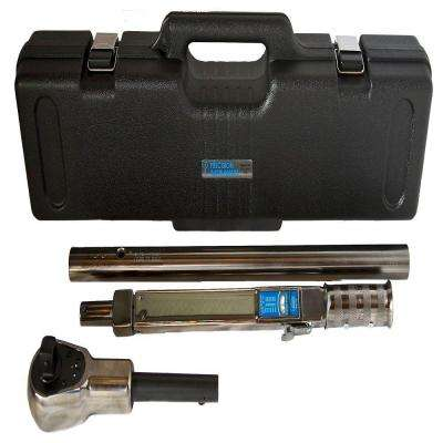 3/4 in. Drive Split Beam Torque Wrench with Detachable Head
