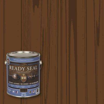 1 gal. Coffee Ultimate Interior Wood Stain and Sealer