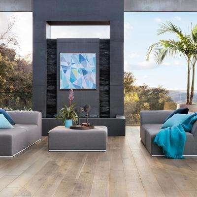 French Oak La Playa 1/2 in. Thick x 7-1/2 in. Wide x Varying Length Engineered Hardwood Flooring (23.32 sq. ft./case)
