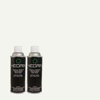 11 oz. Match of W-B-510 Frosted Juniper Gloss Custom Spray Paint (2-Pack)