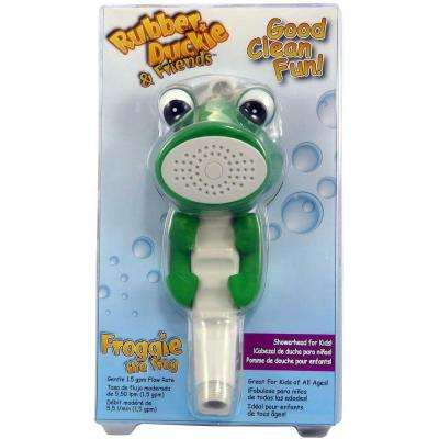 Kid's Showerhead - Froggie the Frog