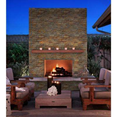 Natural Earth Ledger Panel 6 in. x 24 in. Natural Slate Wall Tile (10 cases / 60 sq. ft. / pallet)