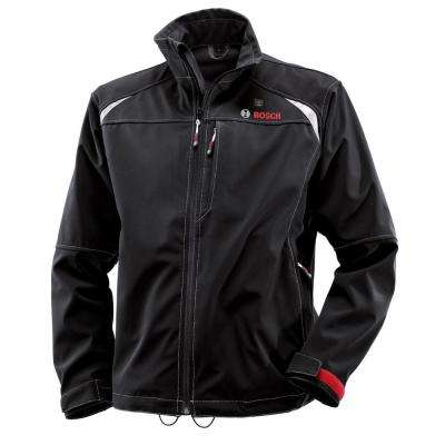 Small 12-Volt Max Lithium-Ion Soft-Shell Heated Jacket