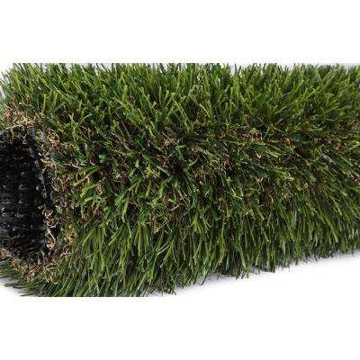Nuevo Field Green 15 ft. Wide x Customer Length Artificial Grass Synthetic Lawn Turf