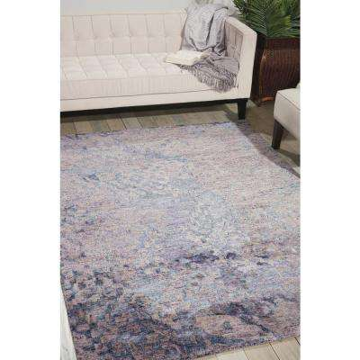 Gemstone Sapphire 8 ft. x 10 ft. Area Rug