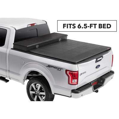 "Trifecta Toolbox 2.0 Tonneau Cover - 15-19 Ford F150 6'6"" Bed"