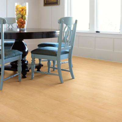 Gallantry Tawny 6 in. x 36 in. Resilient Vinyl Plank Flooring (53.48 sq. ft. / case)