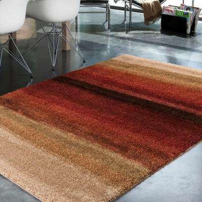 Laurel Canyon Lava 5 ft. x 8 ft. Area Rug