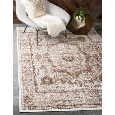 Imperial Lygos Brown 10' 0 x 13' 0 Area Rug