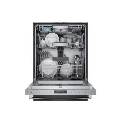 800 Series Top Control Tall Tub Bar Handle Dishwasher in Stainless Steel with Stainless Steel Tub, CrystalDry, 40dBA