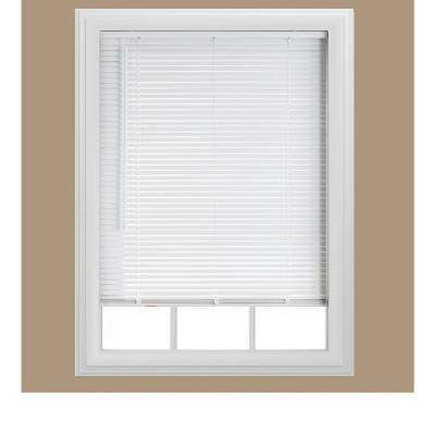 Bali Cut To Size Cordless Vinyl Mini Blinds Mini Blinds The