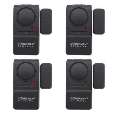 Mini Entry Defender with Chime (4-Pack)