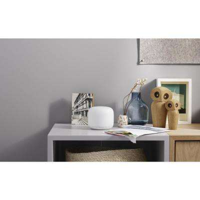 Nest Wifi Router + 2 Nest Wifi Points (Snow) (3-Pack)