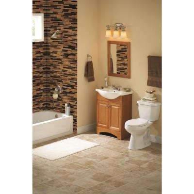 Ambrosia Interlocking 12 in. x 12 in. x 3mm Glass Mesh-Mounted Mosaic Tile (20 sq. ft. / case)