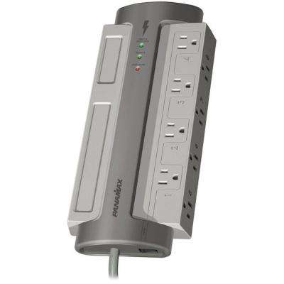8-Outlet AC Conditioned Surge Suppressor