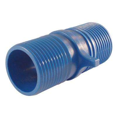1-1/2 in. Blue Twister Insert Coupling