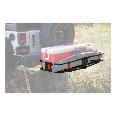 500 lbs. Capacity Basket-Style Cargo Carrier