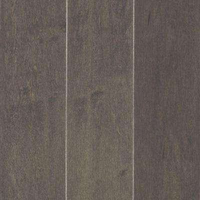 Take Home Sample - Carvers Creek Onyx Maple Engineered Hardwood Flooring - 5 in. x 7 in.