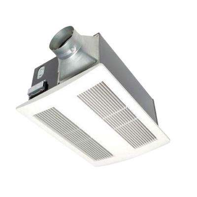 WhisperWarm 110 CFM Ceiling Exhaust Bath Fan with Heater