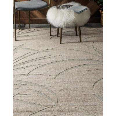 Indoor/Outdoor Orlando Beige 2' 0 x 6' 0 Runner Rug