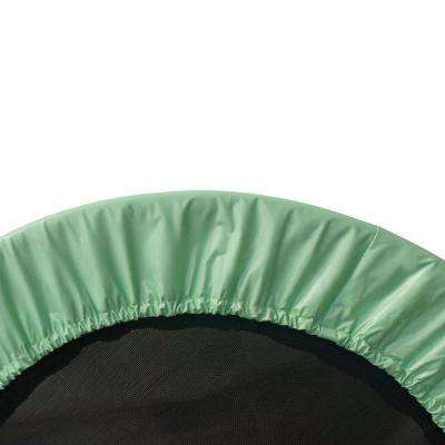 44 in. Green Mini Round Trampoline Replacement Safety Pad (Spring Cover) for 6 Legs