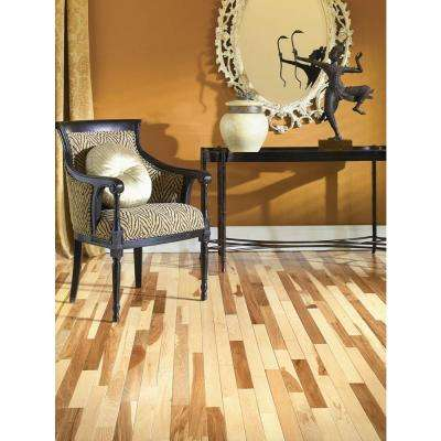 Vintage Hickory Natural 3/4 in. Thick x 4 in. Wide x Random Length Solid Real Hardwood Flooring (21 sq. ft. / case)