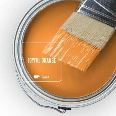 P240-7 Joyful Orange Paint