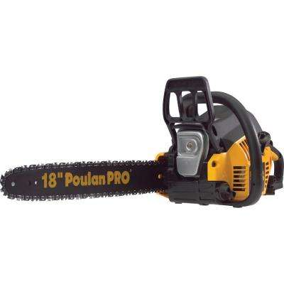 18 in. 42cc Gas Chainsaw