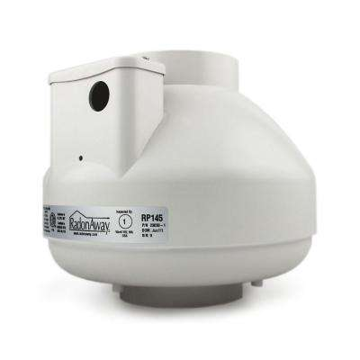 RP145 Radon Mitigation Fan