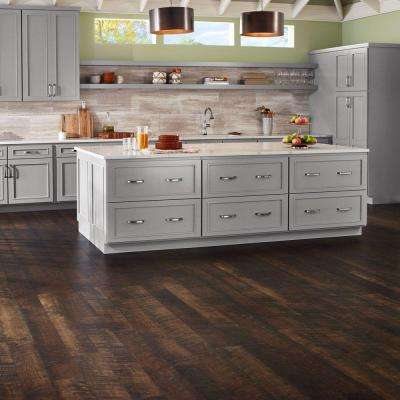 Outlast+ Waterproof Molasses Maple 10 mm T x 6.14 in. W x 47.24 in. L Laminate Flooring (451.36 sq. ft. / pallet)