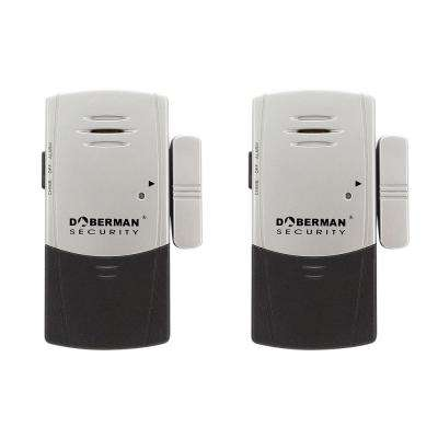 Door and Window Defender with Chime (2-Pack)