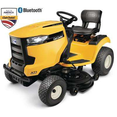 XT1 Enduro Series LT 42 in. 547 cc Fuel Injected Hydrostatic Gas Lawn Tractor with Push Button Start and Cub Connect App
