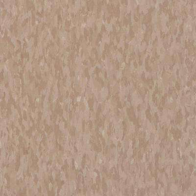 Imperial Texture VCT 12 in. x 12 in. Cafe Latte Commercial Vinyl Tile (45 sq. ft. / case)